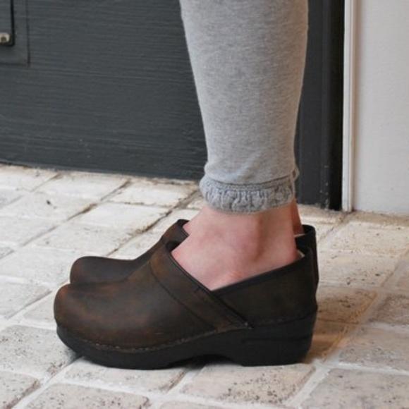 Dansko Professional Oiled Leather Clog